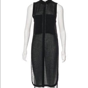 Black Helmut Lang Dress